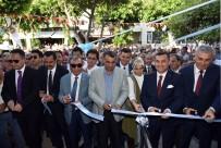 AK PARTİ İL BAŞKANI - Alanya Teleferik Hizmete Açıldı