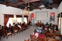 Altındağ'da Yazar Okumaları Programı Devam Ediyor