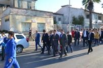 TÜRKIYE VOLEYBOL FEDERASYONU - Ayvalık'ta Amatör Spor Haftasına  İlgi Büyük