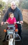 KUZUCULU - Baba İle Küçük Kızı Kaza Kurbanı