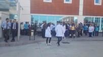 Babaeski Devlet Hastanesi'nde Yangın Tatbikatı