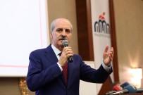 CUMHURİYET HALK PARTİSİ - Bakan Kurtulmuş Ve Tüfenkci STK Temsilcileriyle Bir Araya Geldi