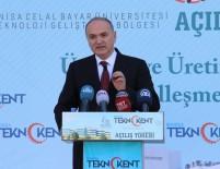 VOLKAN KÖKSAL - Bakan Özlü Açıklaması 'Türkiye Sanayi Devrimi Vize Gerektirmez'