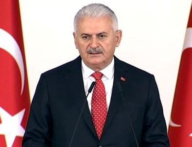 Başbakan Yıldırım'dan vize açıklaması