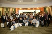KARDEŞ OKUL - Başkan Çolakbayrakdar, Kıbrıslı Öğrenci Ve Öğretmenleri Misafir Etti