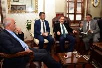 MURAT KILIÇ - Başkan Yılmaz Açıklaması 'Kolay Cazibe Merkezi Olacak'