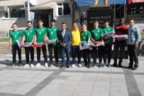 RAMAZAN KENDÜZLER - Bayramiç'te Amatör Spor Haftası Kutlamaları