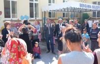 OSMAN NURİ CANATAN - Bergama'da Roman Halkıyla Dayanışma Çalıştayı