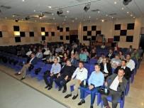 HACI MEHMET KARA - Bergüzar Korel'in Çeşme'den Dert Yakındığı Konu Tartışıldı