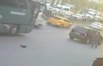 TARLABAŞı - Beyoğlu'nda Dehşet Anları Kamerada
