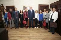 ODUNPAZARI - Büyükdere Mahalle Meclisi Başkan Kurt İle Buluştu