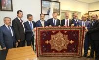 MEHMET ALTAY - Çavuşoğlu Açıklaması Uşak Belediyesinin Çalışmaları Göğsümüzü Kabarttı