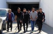 İHBAR MEKTUBU - Cezaevinden Yazılan İhbar Mektubuyla Suç Şebekesi Çökertildi Açıklaması 8 Gözaltı