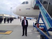 ALI BEKTAŞ - Çorum Ticaret Borsası'ndan Havaalanı Açıklaması