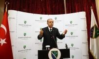 İŞSİZLİK ORANI - Erdoğan'dan Novi Pazarlılar'a birlik çağrısı