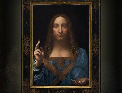 'Erkek Mona Lisa'sı açık artırmaya çıkarılacak