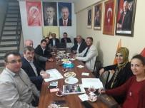 Daday'da AK Parti İlçe Yönetimi, İlk Toplantısını Gerçekleştirdi