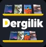YEREL GAZETE - Dergilik'te Eylül ayında 1 milyon 400 binin üzerinde dergi okundu