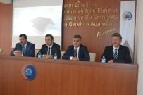 BÜLENT TURAN - Devlet Destek Bilgilendirme Toplantısı