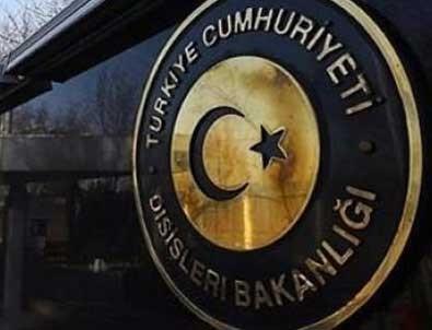 Türkiye'den sert tepki: BM kararlarının ihlalidir