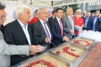 KAZıM ARSLAN - DTO 10 Bin Kişilik Aşure Dağıttı