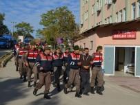 PARMAK İZİ - Edirne'de Yakalanan PKK'lılar Tutuklandı