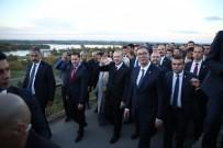 SOKULLU MEHMED PAŞA - Erdoğan Tarihi Eserleri Ziyaret Etti
