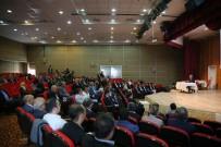 MEHMET ÖZGÜR - Esenler'de Uyuşturucuyla Mücadele Etmenin Yolları Ele Alındı