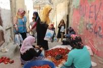 İZZETTIN KÜÇÜK - Eyyübiyeli Kadınlar Evleri Dolaşıp Aşure Dağıttı