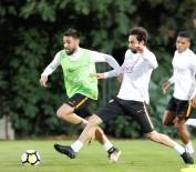 METİN OKTAY - Galatasaray'da Konyaspor Mesaisi Sürdü