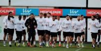 METİN OKTAY - Galatasaray, Konyaspor Maçı Hazırlıklarını Sürdürdü