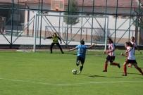 GENÇ KIZLAR - Genç Kızlar Türkiye Futbol Şampiyonası Çeyrek Final Maçı Nevşehir'de Oynandı