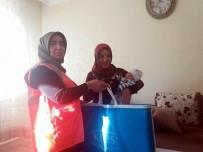 ÇAM SAKıZı - Hoş Geldin Meleğim Projesi İle 3 Bin 500 Aileye Ulaşıldı