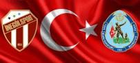 İNEGÖLSPOR - İnegölspor'un Buca Maçı Geliri Mehmetçik Vakfı'na