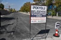 İPEKYOLU - İpekyolu Belediyesinden Yeni Yol Ve Asfalt Çalışması