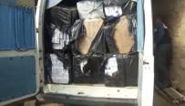 SİGARA KAÇAKÇILIĞI - Jandarmadan Kaçakçılara Darbe