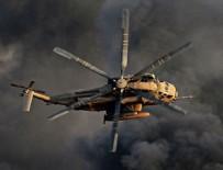 UÇAK GEMİSİ - Japonya'da ABD askeri helikopteri düştü
