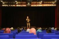 KAĞITHANE BELEDİYESİ - Kağıthane'de Rap Rüzgarı