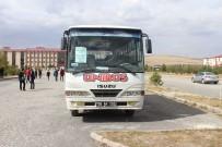 KAÜ'den Öğrencilere 'Ünibüs' Ring Servisi Ve Çorba Hizmeti