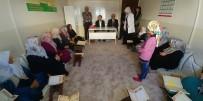 ÜMMET - Kaymakam Çiçekli'den Kursiyer Kadınlara Ziyaret