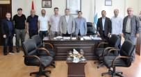 MEHMET ÇELIK - Kaymakam Türköz'den Didim Ticaret Odasına Ziyaret