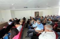 İSTİŞARE TOPLANTISI - Kilis'te 2017-2018 Sezonu İstişare Toplantısı Yapıldı