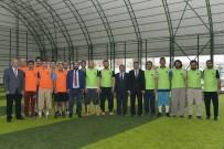 MEHMET AKGÜL - KMÜ'de Güz Dönemi Spor Oyunları Başladı