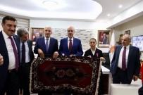 GENEL SEÇİMLER - Kültür Ve Turizm Bakanı Numan Kurtulmuş Açıklaması 'Siyasi Çalışmalarda En Önemli Yer Parti Teşkilatlarıdır'