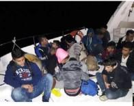 SÜRAT TEKNESİ - Marmaris Açıklarında Kaçak Operasyonu