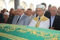 BURHANETTIN KOCAMAZ - Mersin Milletvekili Hacı Özkan'ın Acı Günü