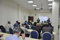 ÖMER ERDOĞAN - MMO Konya Şubesi 'Bilirkişilik' Eğitimlerine Başladı