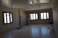 Nusaybin'de Taziye Evleri Onarılıyor