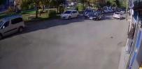 AŞIK VEYSEL - Otomobilin Çarptığı Çocuk Metrelerce Savruldu