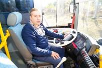 CAN GÜVENLİĞİ - Otobüste Fenalaşan Kadını Hastaneye Yetiştiren Şoför Konuştu Açıklaması